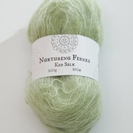 Nurturing Fibres Kid Silk - Light Knysna